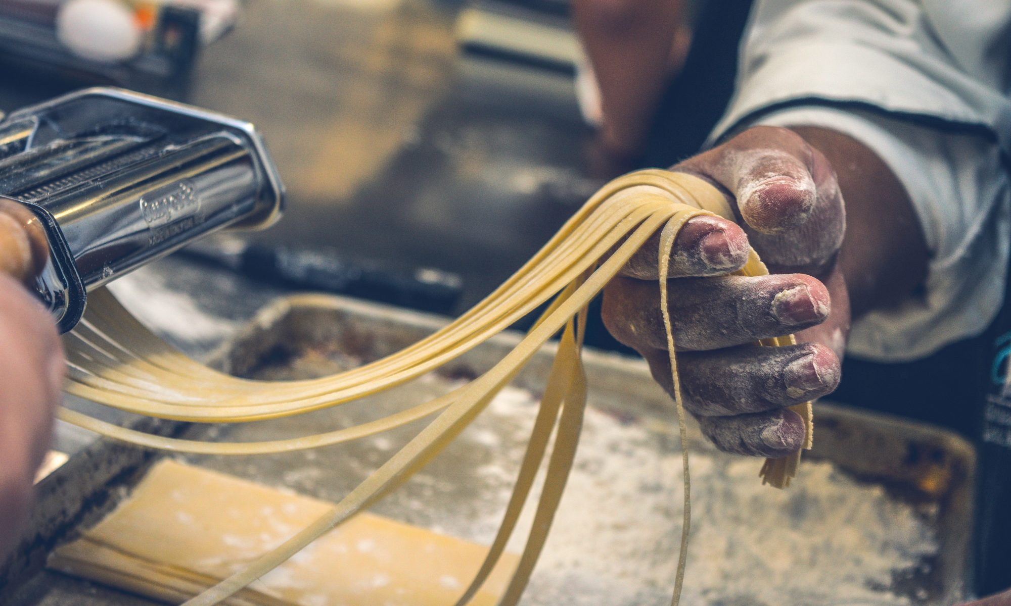 Chef Making Pasta | Personal Concierge Services in Nashville, TN