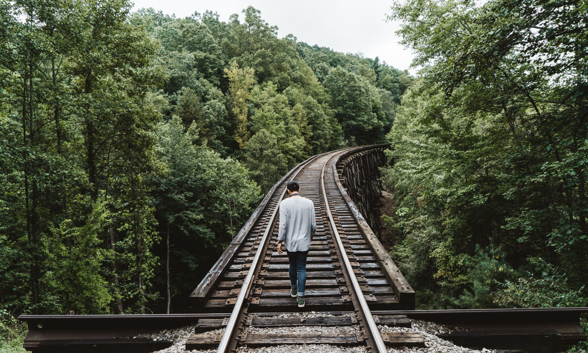 Man on Tracks | Private Concierge Service in Nashville, TN
